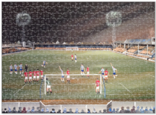 Colchester United 1000 Piece Jigsaw